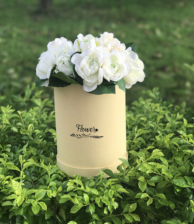 Beautiful Shipping Packaging Flower Gift Box For Luxury Rose Delivery
